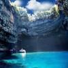 Cueva Melissani Kefalonia Grecia ViajesEquinoccio