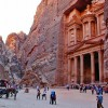 Ciudad de piedra en Petra Jordania viajesequinoccio