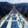 Puente de cristal ms grande del mundo! Zangjiajie Hunan Chinahellip