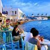 Mykonos es una pequea isla de Grecia perteneciente al archipilagohellip