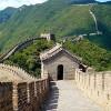 Contando sus ramificaciones y construcciones secundarias, se calcula que la Gran Muralla China tiene 21 196 kilómetros de largo, desde la frontera con Corea, al borde del río Yalu, hasta el desierto de Gobi. ¿Increíble, no? #viajesequinoccio✈ #China #MurallaChina